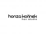 logo Hair studio Honza Kořínek