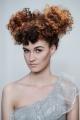 vlasy: Karolina Fahounová, foto: Petr Kozlík