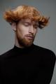 Mr. Glamour by Anna Vejvodová, Hair studio Honza Kořínek