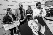 Mariana Prachařová a Honza Kořínek sháněli peníze pro Jasmínku a peníze se podařilo sehnat pomocí ww