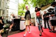 módní show Hair studio Honza Kořínek, Praha, 2017