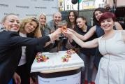 charita se uskutečnila v rámci oslav 3. narozenin
