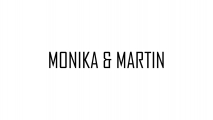 Monika & Martin, 2018